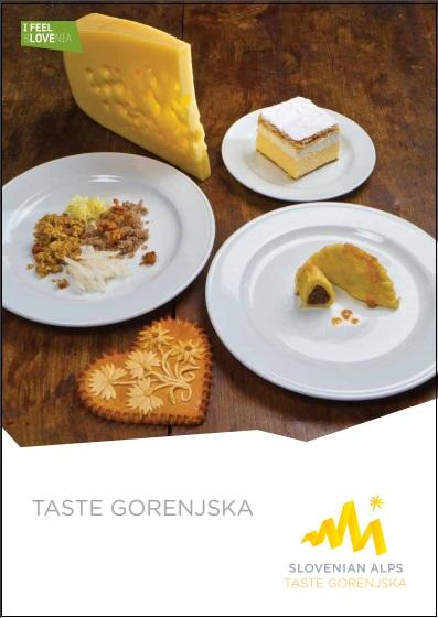Taste Gorenjska, angleški prevod Itaka, Darja Pretnar